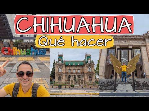 Qué hacer en Chihuahua ✅ Lugares para visitar Chihuahua en medio día 🔴 Barrancas del Cobre: Parte 1