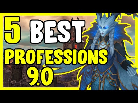 5 Best Professions 90 In WoW Shadowlands – Gold Making, Gold Farming Guide