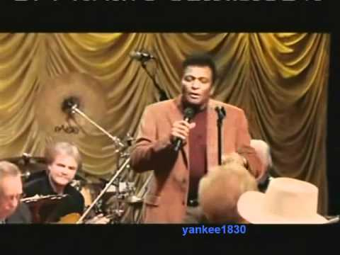 Charlie Pride with Don Helms - Your Cheating Heart