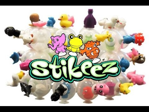 6-stikeez---funny-gummy-friends---surprise-toys-for-kids!-unboxing-by-thesurpriseeggs