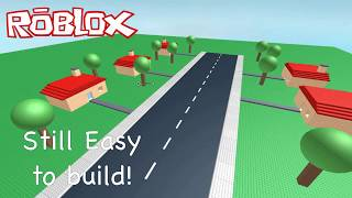 Roblox Speed Build: Still easy to build!
