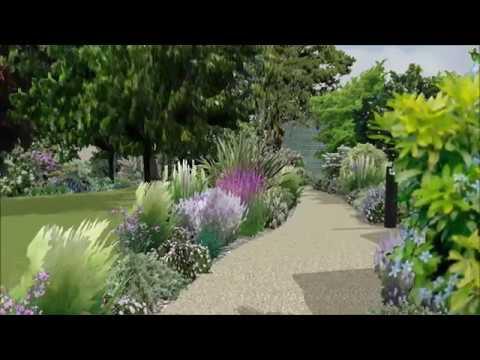 Architecte Paysagiste Paysage Project Plan De Jardin 3d Full Hd 1080p Youtube