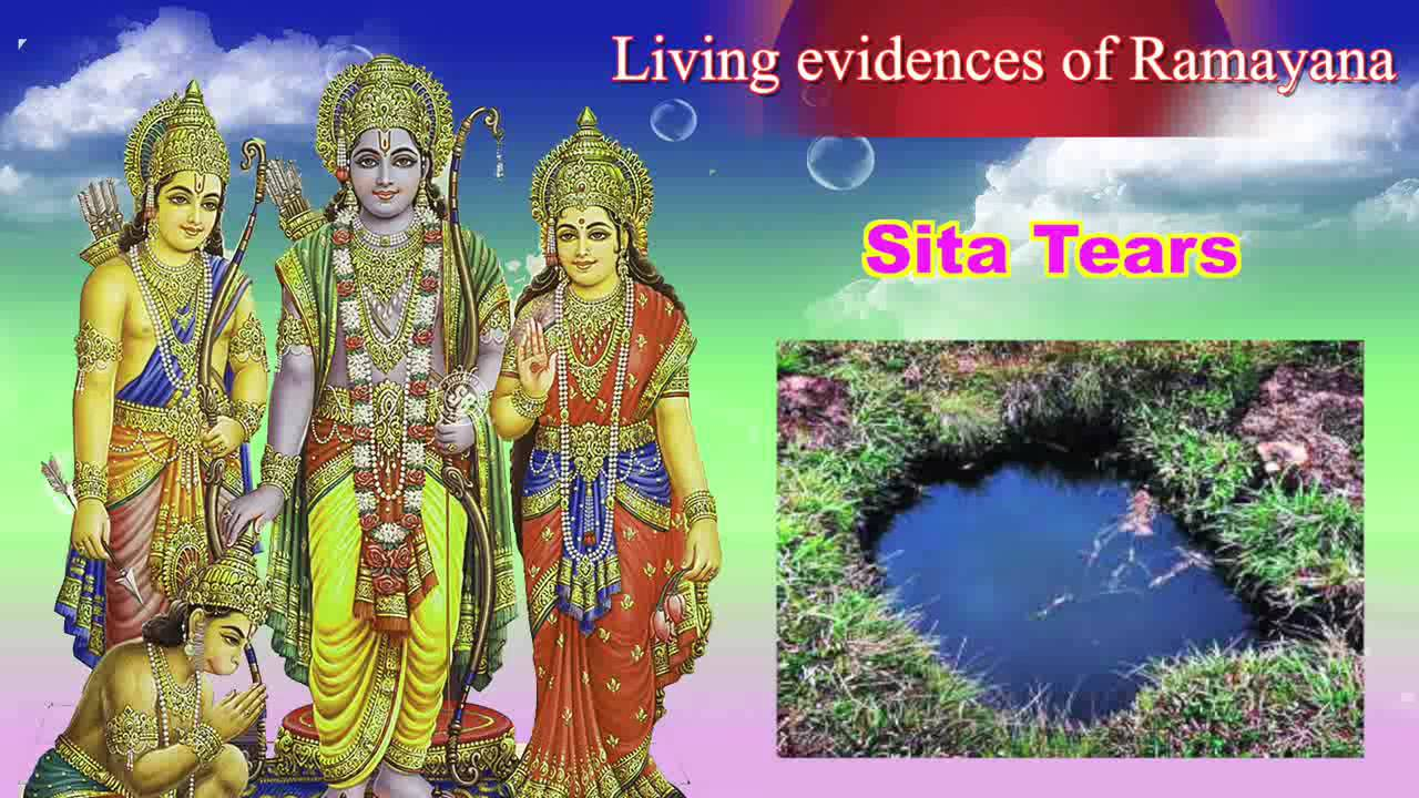 Image result for ramayanam real - evidences