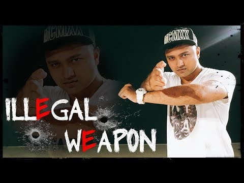 Illegal Weapon | Jasmine Sandlas, Garry Sandhu | SK Choreography