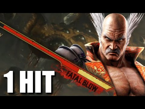 If Mortal Kombat 11 Had The Same Damage As Tekken 7 Youtube