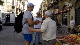 Сицилийская мафия в Палермо