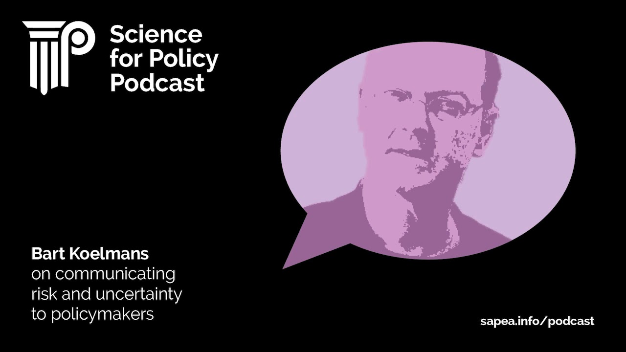 Podcast on Science for Policy