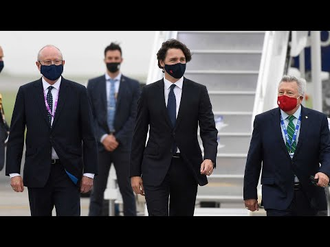 World leaders conclude G7 summit in U.K.