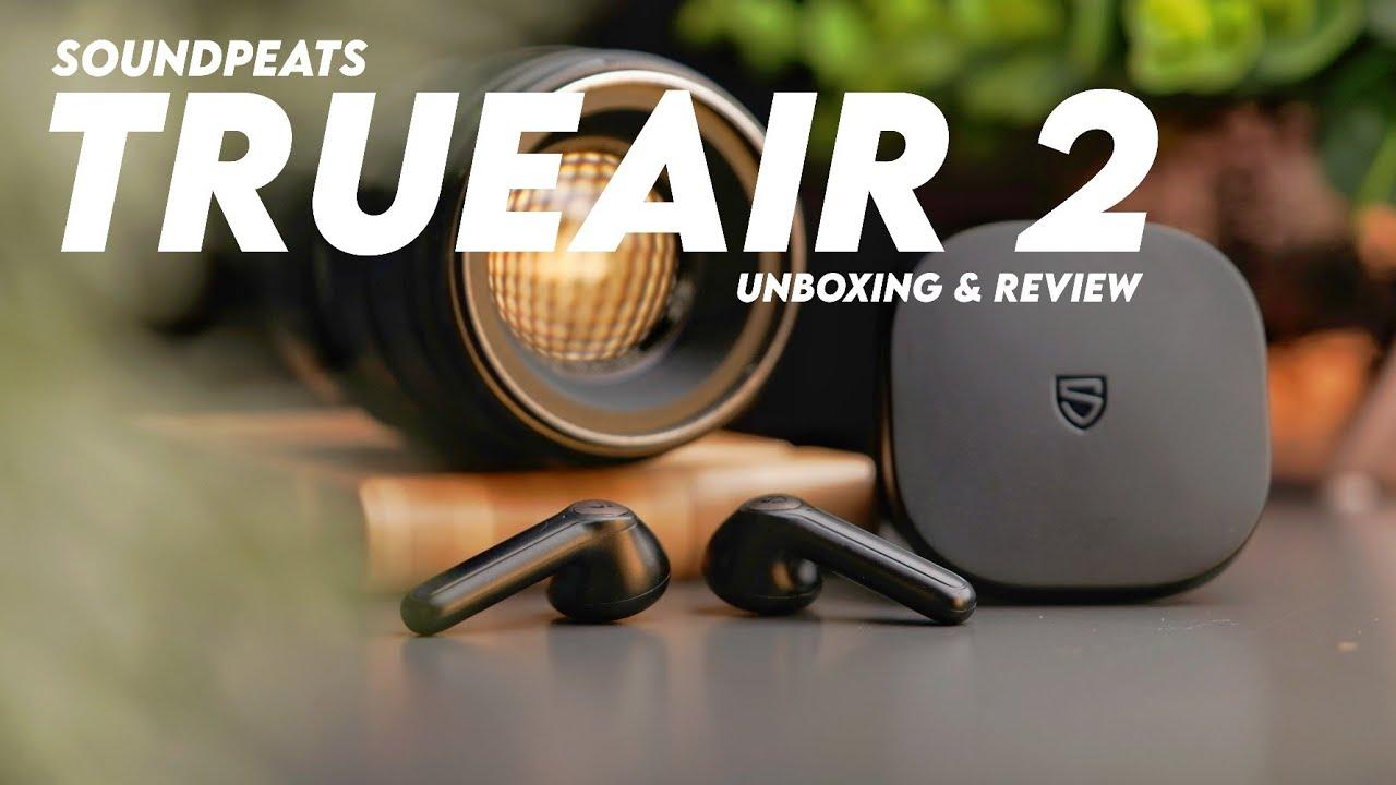 A total facelift Airpods Alternative - Soundpeats TrueAir 2 - YouTube
