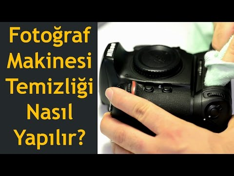 How To Clean Your Camera? (English Subtitles)