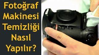 Fotoğraf Makinesi Temizliği Nasıl Yapılır?