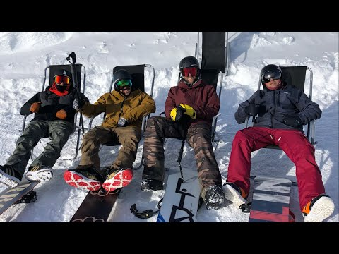 LAAX Snowboarding Livestream with Kevin & TJ