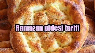 Ramazan Pidesi Tarifi / Pide Tarifi / Hamur işi Tarifleri