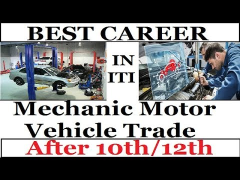 ITI best course | ITI Course |  Mechanic Motor Vehicle Course | Full detail