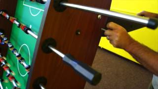Funsports Folding Foosball Table How To Video