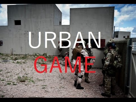 (Airsoft Game) 16/10/2016-Urban Game - TontonSofteur's EP 1-GOPRO HERO 4