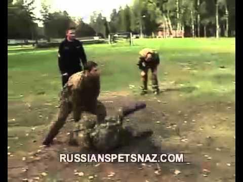 Spetsnaz GRU KGB FSB