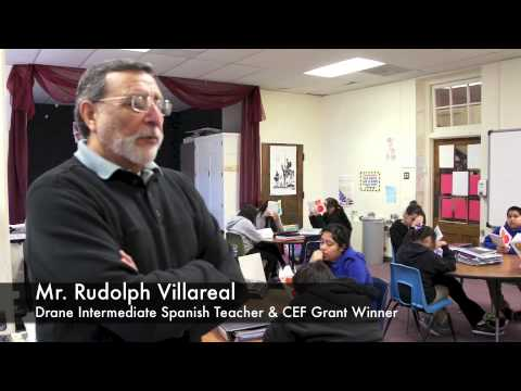 CAST Video - Collection Of Spanish Literature Grant