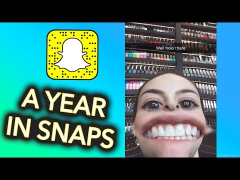Best of Simply Nailogical Snapchat 2018