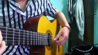 BÈO TRÔI MÂY DẠT  (arr.Đặng Ngọc Long _ classic guitar.Vô Danh)