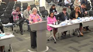 KCPS School Board Meeting - May 22, 2019