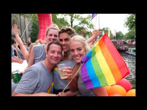 Amsterdam UMC - Canal Parade bij Pride Amsterdam 2018