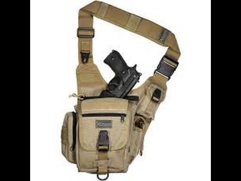 Should I Conceal Carry In A Backpack Purse Messenger Bag Or Shoulder