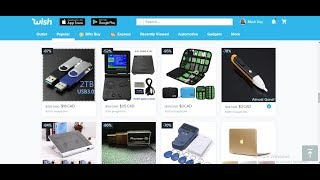 WISH.COM VS EBAY.COM. What One Has The Best Prices On Cheap Tech?? Find Out Here!!