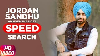 Jordan Sandhu | Answers The Most Searched Speed Questions | Speed Records