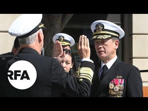 War Orphan Becomes First Vietnamese Admiral In U.S. Navy | Radio Free Asia (RFA)