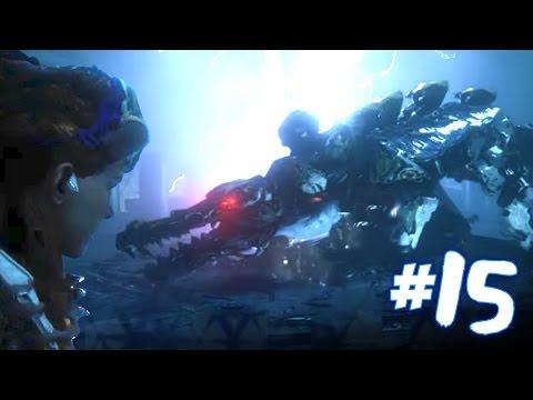 How To Tame Robots! - Horizon Zero Dawn Walkthrough   Part 15 (PS4) HD