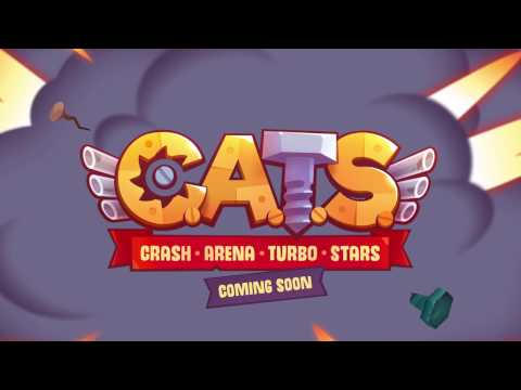 C.A.T.S.: Crash Arena Turbo Stars Teaser Trailer