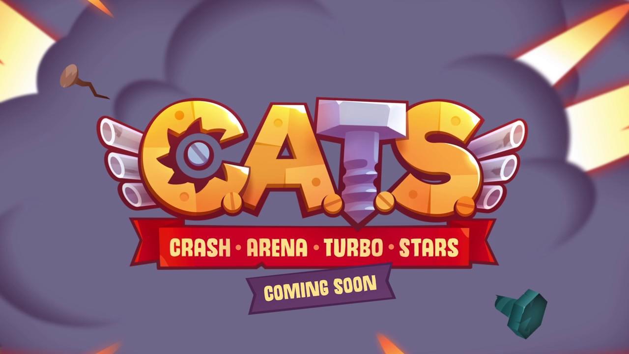 نتيجة بحث الصور عن CATS: Crash Arena Turbo Stars game