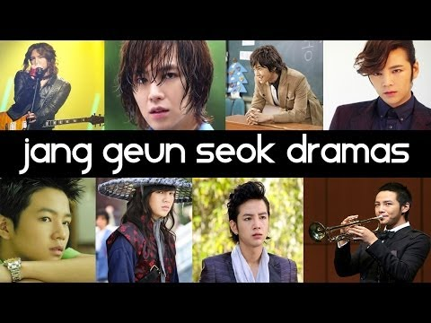 Top 8 Best Jang Geun Suk Korean Dramas (장근석) - Top 5 Fridays