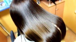 Бразильское выпрямление волос  в Одессе(Выпрямление волос - профессионально ., 2015-12-10T11:31:07.000Z)