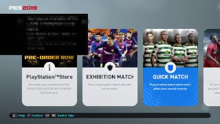 PES 2019 | Demo | PS4| Może FIFA 19