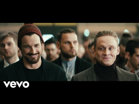 Milow - Lay Your Worry Down (Acoustic Video - 100 Dinge) ft. Matt Simons