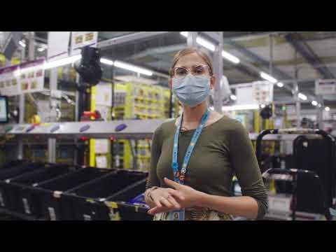 Amazon Fulfillment Center Video Tour