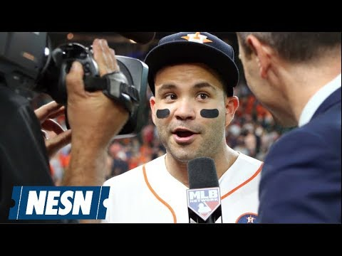 Jose Altuve Hits 3 Homers As Astros Top Red Sox In Game 1