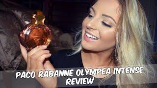 Paco Rabanne OLYMPEA INTENSE Perfume Review! | lusterings