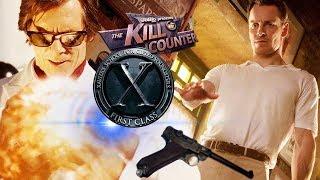 X-Men: First Class - The Kill Counter