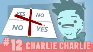CHARLIE CHARLIE CHALLENGE! - Dylan & Teun [Aflevering 12]