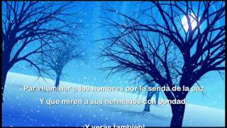 Paseo en Trineo letra/ Sleigh Ride Spanish lyrics