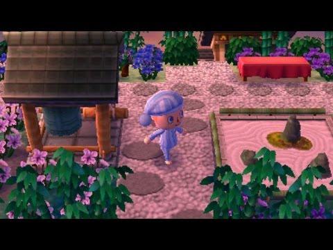 Animal Crossing Japanese Garden