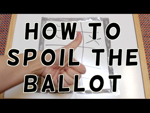 How to Spoil the Ballot | Hannah Witton