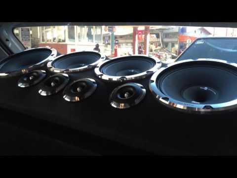 Mesut Auto Music-Polo Vibe Midrange