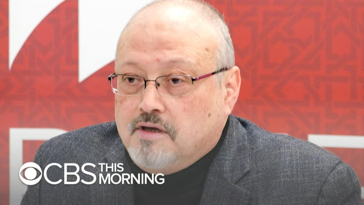 Saudi crown prince ordered killing of Khashoggi, CIA concludes
