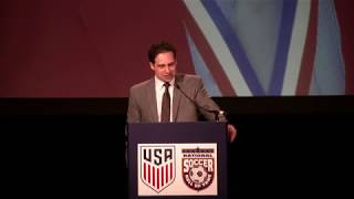2018 Werner Fricker Award Presentation