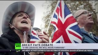 Debate to decide UK fate? Brexit parliamentary vote case in British Supreme Court