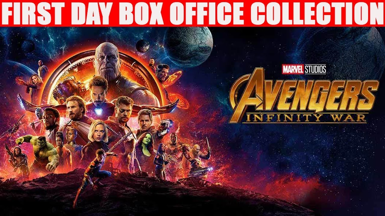 world record - avengers infinity war first day boxoffice collection